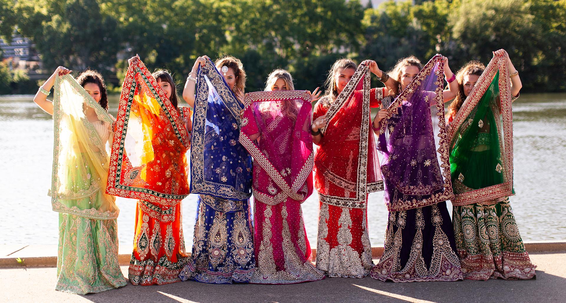 Cours de danse bollywood Lyon, Cours danse indienne Lyon